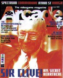 Arcade c.1989